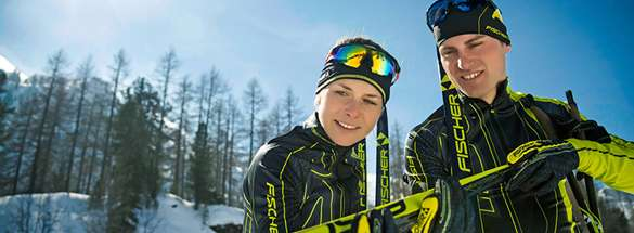 Jakuszyce Fischer ski instructor