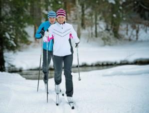 © Fischer Sports GmbH Ski training Fischer Jakuszyce
