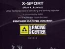 Fischer Nordic Racing Center certificate