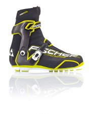 Fischer RCS CarbonliteSkate - The RACE CODE lightweight so you go into the race best equipped: with World Cup technologies and new, breathable Triple-F membrane for a high-performance, comfortable in-boot climate.