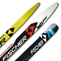 cross country skis fischer